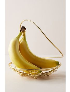 Bananenkorb Mit Bogendesign by Anthropologie