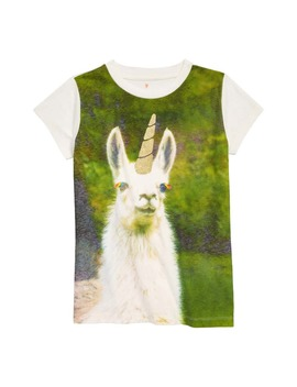 Llamacorn Graphic Tee by Crewcuts By J.Crew