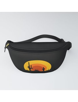 Mucho Calor Fanny Pack by Society6