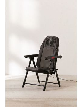 Sharper Image Folding Massage Chair by Sharper Image