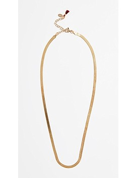 Lady Gold Necklace by Shashi