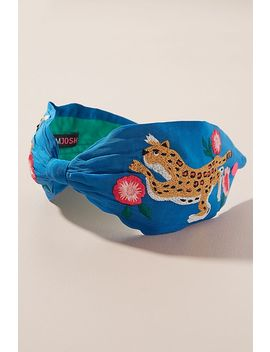 Serre Tête Dancing Leopards by Anthropologie