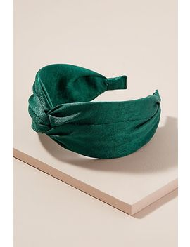 Bandeau Torsadé Susanna ​​​​​​​ by Anthropologie