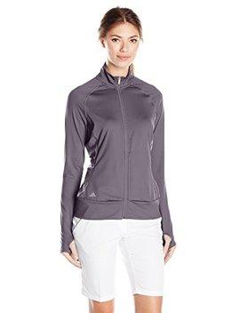 Adidas Golf Women's Ranger Full Zip Jacket by Adidas
