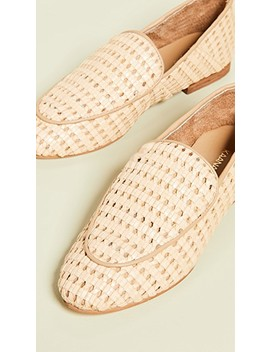 Amalfi Basket Weave Loafers by Kaanas
