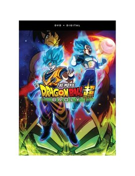 Dragon Ball Super: Broly   The Movie (Dvd + Digital Copy) by Universal