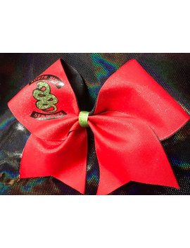 Riverdale Southside Serpents Cheer Bow by Etsy
