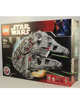Lego Star Wars Ultimate Collector's Millenium Falcon #10179 (New & Sealed Set) by Lego