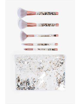 water-glitter-5pc-brush-set by agaci