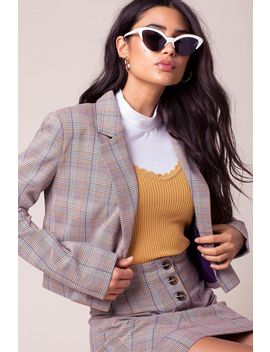 Romantic Excess Blazer by A'gaci