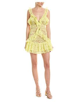 For Love & Lemons Tati A Line Dress by For Love And Lemons