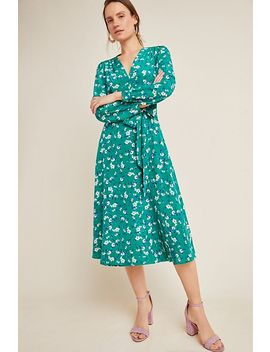Yumi Kim Titania Silk Wrap Dress by Yumi Kim