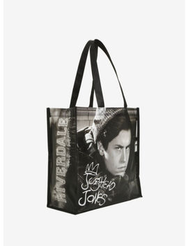 Riverdale High Characters Jughead Archie Logo Reusable Eco Shopper Tote Bag Nwt by Ebay Seller