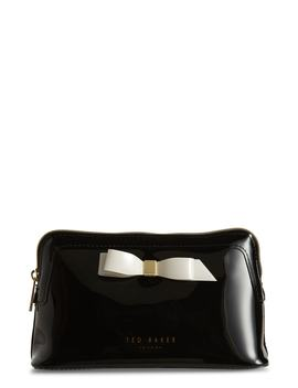 Cahira Bow Cosmetics Case by Ted Baker London