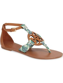 Miller Scarf Sandal by Tory Burch