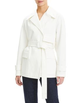Utility Trench Coat by Theory