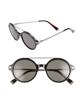 49mm Round Sunglasses by Ed Ellen Degeneres
