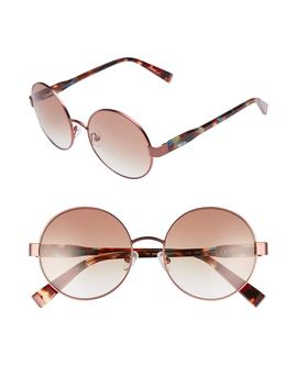 53mm Round Sunglasses by Ed Ellen Degeneres