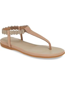 Ann V Strap Sandal by Via Bleu