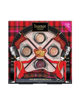 Majesty's Metals Collection ($56 Value) by Butter London