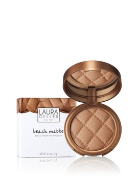 Beach Matte Baked Hydrating Bronzer by Laura Geller New York