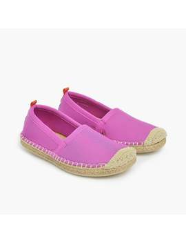 Kids' Sea Star Beachwear® Beachcomber Espadrille Water Shoes In Hot Pink by Kids' Sea Star Beachwear