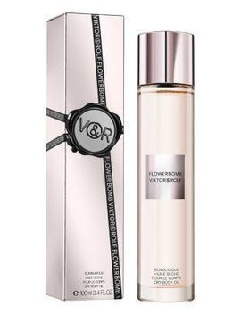 Flowerbomb Dry Hair And Body Oil by Viktor & Rolf
