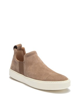 Lucio Suede Slip On Sneaker by Vince