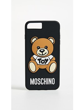 Moschino Bear I Phone 7 Plus / 8 Plus Case by Moschino
