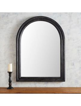Black Arch Mirror by Pier1 Imports