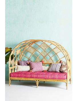 Peacock Cabana Daybed by Anthropologie