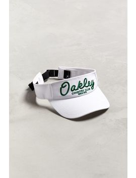 Oakley Country Club Visor by Oakley