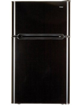3.2 Cu. Ft. Mini Fridge   Black by Haier
