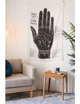 "Wandbehang ""Your Fate Is In Your Hands"" by Urban Outfitters"