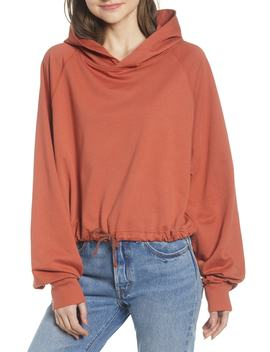 Ella Crop Hoodie by Noisy May