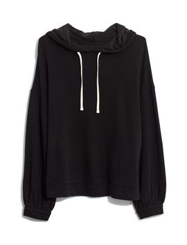 Bubble Sleeve Hoodie Sweatshirt by Madewell