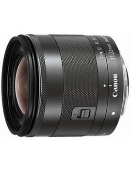 Canon Ef M 11 22mm F/4.0 5.6 Stm Is Lens by Ebay Seller