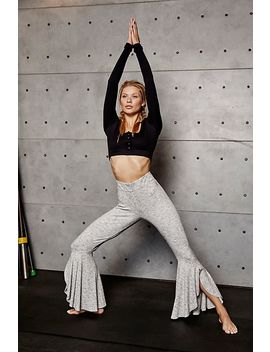 Mid Rise Full Length Low And Flow Legging by Free People