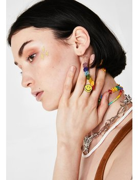 In Full Bloom Rainbow Earrings by