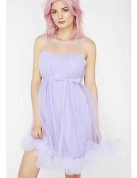 Fairy Romantic Splendor Tulle Dress by