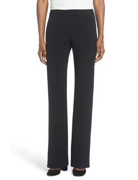 Flare Leg Suit Pants by Anne Klein