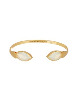 Lotus Cuff Bracelet by Dean Davidson