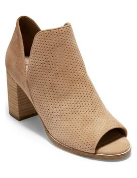 Shiloh Peep Toe Bootie by Cole Haan