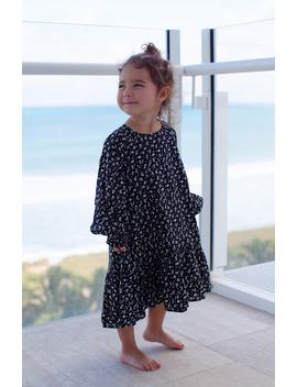 Ruffle High/Low Dress by Something Navy