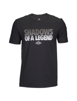 Jordan Shadow Of A Legend T Shirt by Jordan