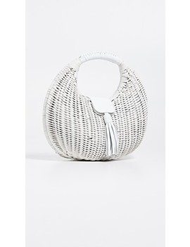 Olivia Wicker Bag by Cleobella