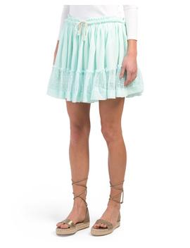 Juniors Australian Designed Mini Skirt by Tj Maxx