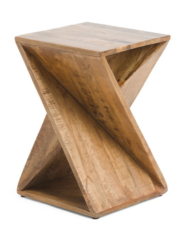 Twisted Accent Table by Tj Maxx