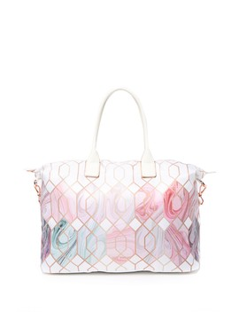 Sophiia Sea Of Clouds Large Tote Bag by Ted Baker London