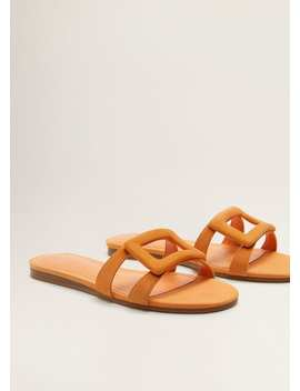 Sandals by Mango